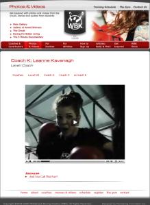 WBK website