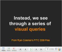 Ryan Coleman's Talk - excerpt