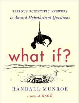 What If, Randall Monroe